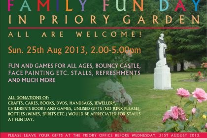 Family Fun Day 2013