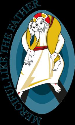 logo year of mercy transparent