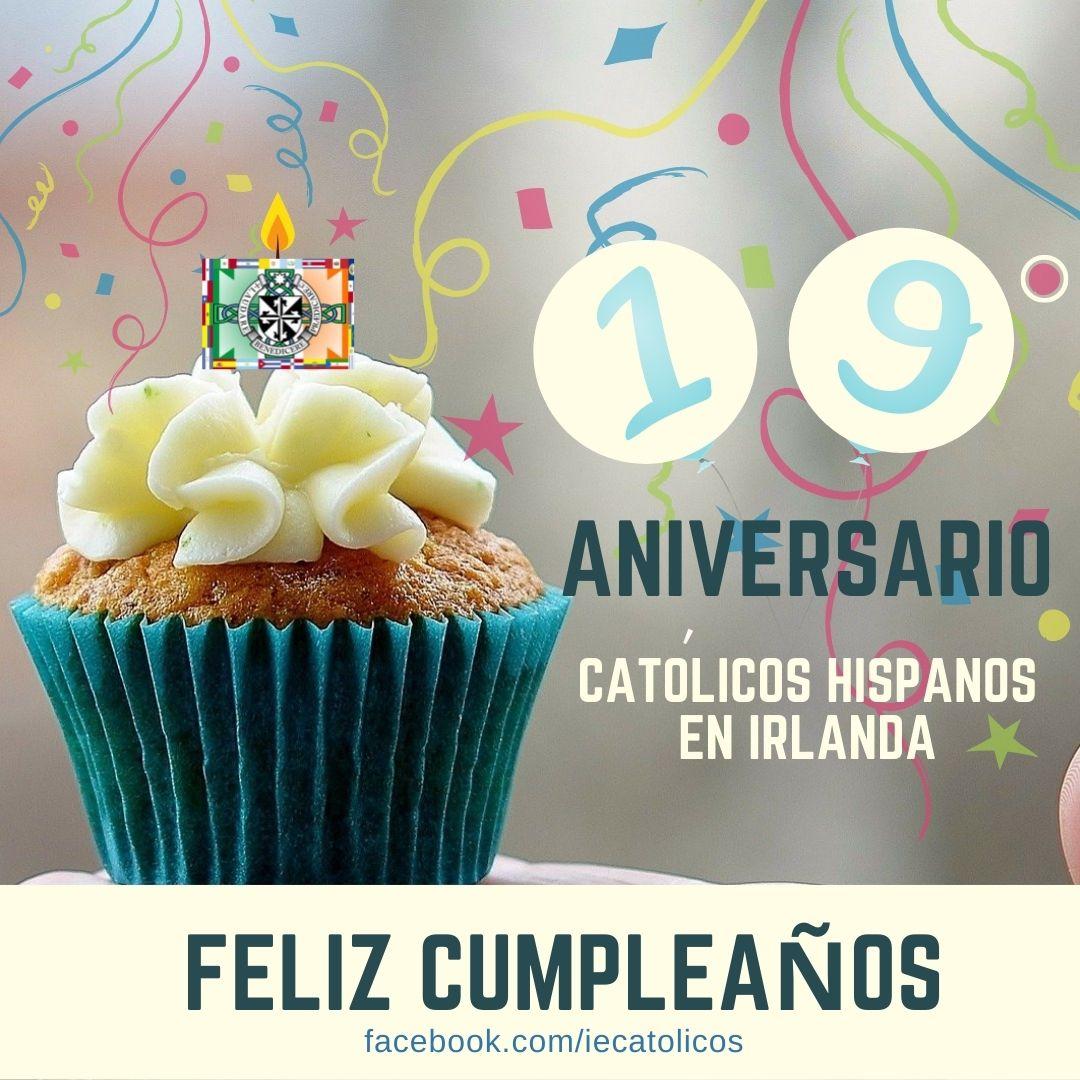 Feliz Cumpleaños Número 19